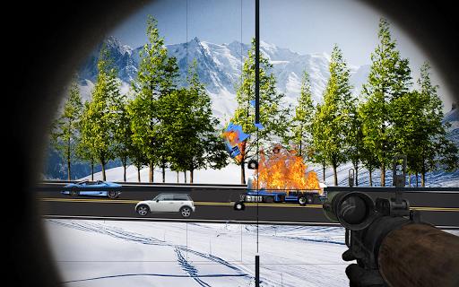 Rocket Launcher Traffic Shooter apkdebit screenshots 4