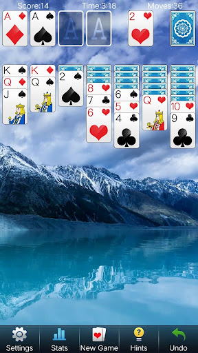 Solitaire Card Games Free  screenshots 3