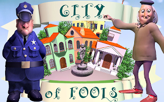 City of Fools: Hidden Objects