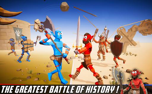 Totally Battle Simulator Game screenshots 1