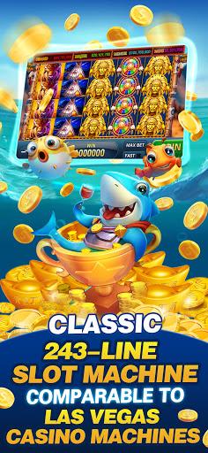 777 Fishing Casino:Cash Slots -Video Poker,Buffalo 1.2.8 screenshots 3