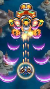 Sky Raptor Mod Apk: Space Shooter (Unlimited Gold/Diamonds) 8