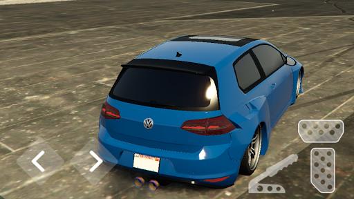 Speed Golf GTI Parking Expert 3.1 screenshots 7