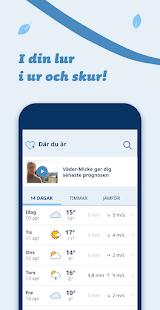 Klart - Vu00e4der 3.65.0 Screenshots 1