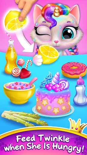 Twinkle - Unicorn Cat Princess 4.0.30010 screenshots 5