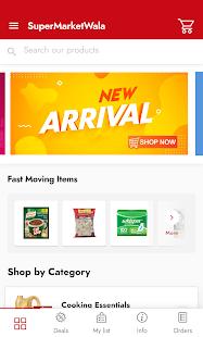 Download Supermarketwala For PC Windows and Mac apk screenshot 1