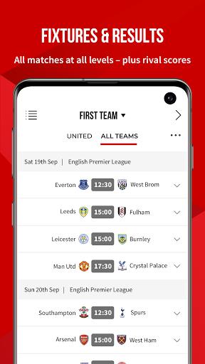 Manchester United Official App 8.0.10 Screenshots 8
