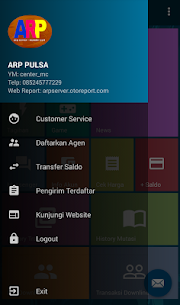 ARP Pulsa 3.0 APK with Mod + Data 3