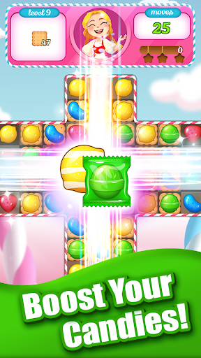 Sweet Candy Bomb: Crush & Pop Match 3 Puzzle Game 1.0.5 screenshots 12