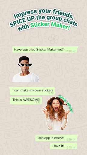 Sticker maker apktram screenshots 7