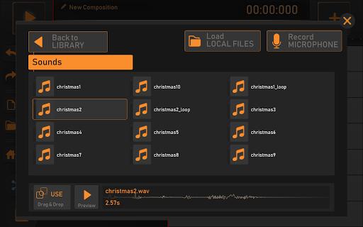 Song Maker - Free Music Mixer  Screenshots 10