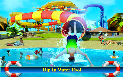 Water Slide Games Simulator 1.1.19 screenshots 9