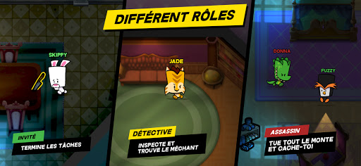 Suspects: Manoir Mystère APK MOD (Astuce) screenshots 3