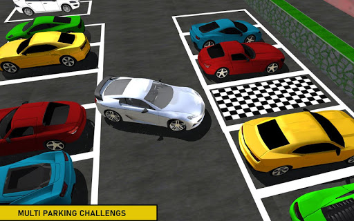 Car Driving parking perfect - car games  screenshots 4