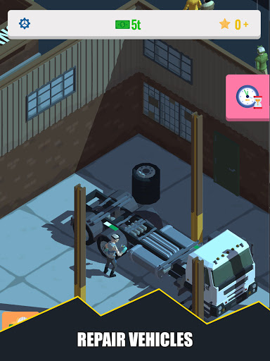 Gang Inc. - 3d Idle Mafia Tycoon 1.0.4 screenshots 13