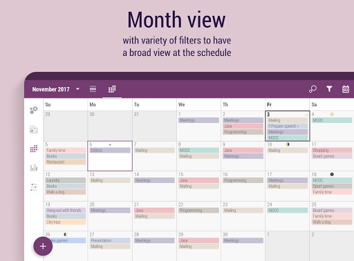 Time Planner - Schedule, To-Do List, Time Tracker 3.8.0_2 (Massive Star) Screenshots 23