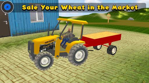 Tractor Farming Driver : Village Simulator 2020 2.3 screenshots 8