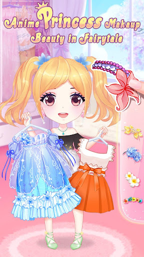 ud83dudc78ud83dudc9dAnime Princess Makeup - Beauty in Fairytale 2.6.5038 screenshots 10