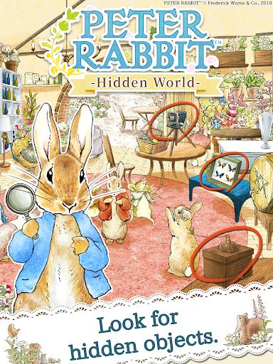 Peter Rabbit -Hidden World- 3.0.10 screenshots 12