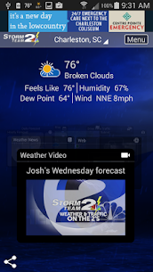 WCBD Weather 5.0.1307 Android Mod APK 1