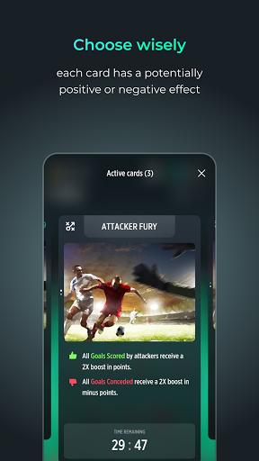 TrophyRoom: The Free Fantasy Soccer Game 1.4.0 screenshots 7