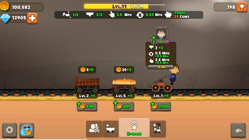 TrainClicker Idle Evolution apkpoly screenshots 18