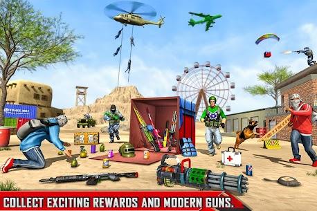 FPS Commando Shooting Mission: New Shooting Games 5