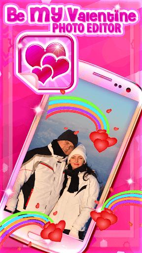 Be My Valentine Photo Editor screenshots 2