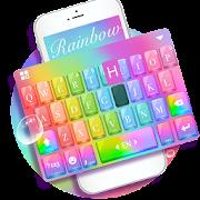 Rainbow1 Keyboard Theme