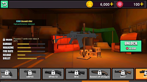 Pixel Zombie Hunter  screenshots 15