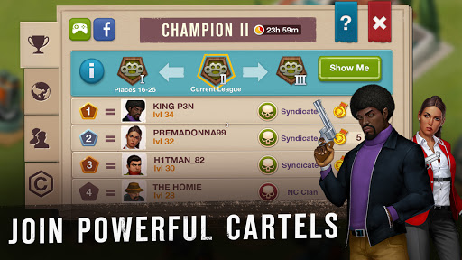 Narcos: Cartel Wars. Build an Empire with Strategy screenshots 1