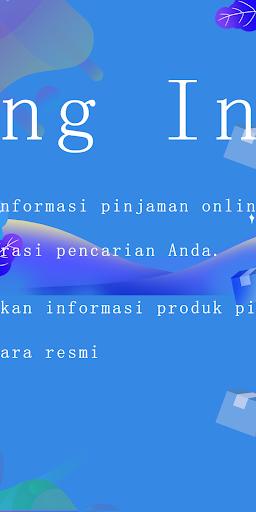 Uang Info apk aplikasi pinjaman online ilegal tidak usah dibayar