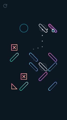 Glidey - Minimal puzzle game 1.0 screenshots 6