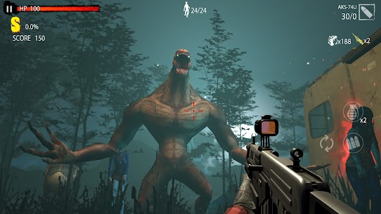 Zombie Shooting Game: Zombie Hunter D-Day 1.0.823 1