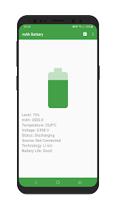 mAh Battery Pro APK 1