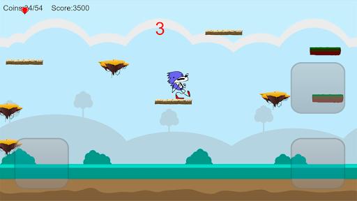 Code Triche Super Sanic World mod apk screenshots 6
