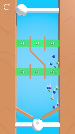 Bounce Balls - Collect and fill 1.5 screenshots 1