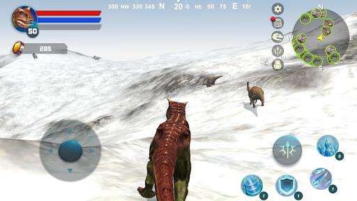 Carnotaurus Simulator 1.0.4 screenshots 2