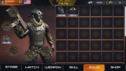 Télécharger Black Ops: Call of Biohazard War APK MOD (Astuce) screenshots 4