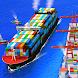 Sea Port: 都市建設&海上輸送の戦略シミュレーションゲーム