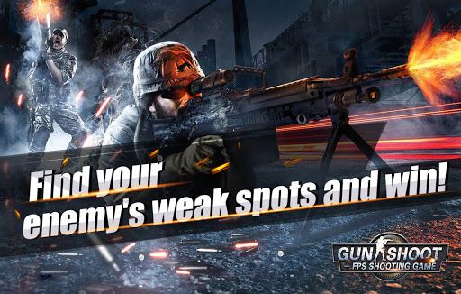 Gun Shoot u2013 FPS shooting game 1.0.5 screenshots 5