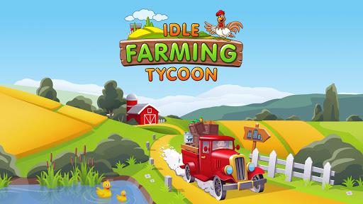 Idle Farming Tycoon: Build Farm Empire  screenshots 1