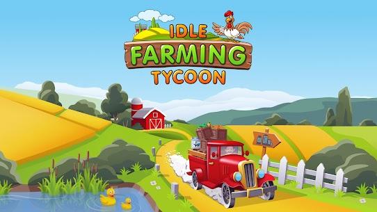Idle Farming Tycoon  Build Farm Empire Apk Download 3