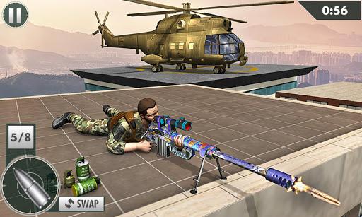 City Sniper Shooter Mission: Sniper Games Offline 1.3 screenshots 5
