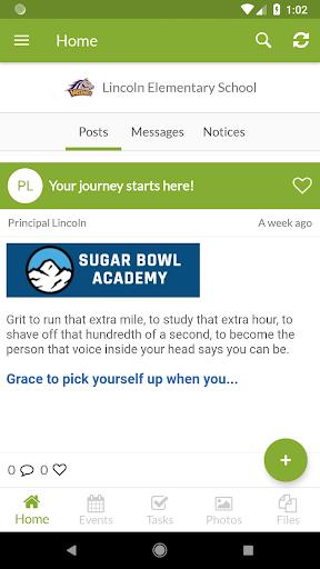 ParentSquare android2mod screenshots 2