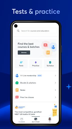 Unacademy Learner App apktram screenshots 5
