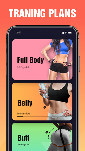 Lose Weight at Home - Home Workout in 30 Days 1.059.61.GP Screenshots 1