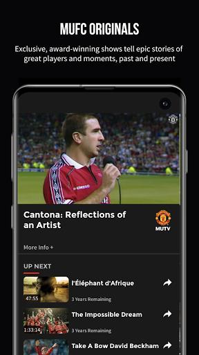 MUTV u2013 Manchester United TV screenshots 6