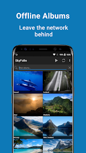 SkyFolio - OneDrive Photos, Uploads and Slideshows 2.21.5 (Paid)