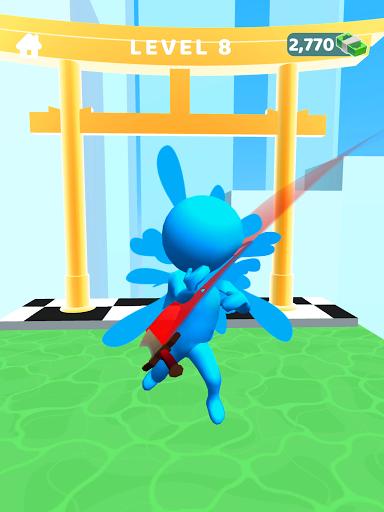 Sword Play! Ninja Slice Runner 3D  screenshots 17
